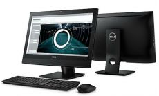 """Dell OptiPlex 3240AIO, Intel Core i5-6500 (3.2GHz, 6MB), 21.5"""" FHD Non Touch with Camera, 4GB (1x4GB) 1600MHz DDR3, 500GB HDD, DVD+/-RW, Integrated Graphics, 802.11ac, BT, Mouse&Keyboard, Windows 7 Pro (64Bit Windows 10 License, Media) English, 3Y NB"""