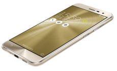 "Asus ZenFone 3 ZE552KL-GOLD-64G LTE, Dual Sim, 5.5"" IPS FHD 1920x1080, Qualcomm 8953 Octa-core, 2.0GHz, 64bit, 8MP/16MP, 4GB LPDDR3, 64GB eMMC, Micro SD up to 2TB, BT V4.2 (3000mAh Polymer), Fingerprint, Android 6.0, Headset, Shimmer Gold"