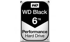 """Western Digital Black Performance 6TB SATA 6Gb/s 128MB 3,5"""" 7200rpm"""
