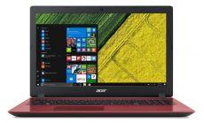 "Acer Aspire 3, Intel Celeron N3450 Quad-Core (up to 2.20GHz, 2MB), 15.6"" HD (1366x768) Glare, HD Cam, 4GB DDR4, 128GB SSD, Intel HD Graphics 520, 802.11ac, BT 4.1, Linux, Red"