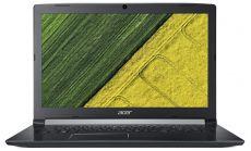 """Acer Aspire 5, Intel Core i5-8250U (up to 3.40GHz, 6MB), 17.3"""" HD+ (1600x900) Glare, HD Cam, 8GB DDR4, 1TB HDD, nVidia GeForce MX150 2GB GDDR5, 802.11ac, BT 4.2, Linux, Black"""