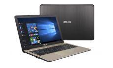 "Asus X540SA-XX411D, Intel Celeron N3060 (up to 2.48GHz, 2MB), 15.6"" HD (1366X768) LED Glare, Web Cam, 4096MB DDR3L 1600MHz, 1TB HDD, Intel HD Graphics (Braswell), DVD+/-RW, 802.11n, BT 4.0, Free DOS, Chocolate Black"