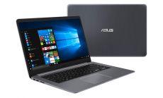 "Asus S510UF-BQ158, Intel Core i7-8550U (up to 4GHz, 8MB), 15.6"" Full HD (1920x1080) LED AG, Web Cam, 8192MB DDR4 (1 slot free), 1TB HDD, NVIDIA GeForce MX130 2GB GDDR5, 802.11ac, BT 4.0, FPR, Linux, illum. Kbd, Slim Metal"