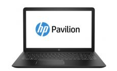 "HP Pavilion Power 15-cb009nu Black/White, Core i7-7700HQ Quad(2.8Ghz, up to 3.8Ghz/6MB), 15.6"" FHD UWVA AG IPS + WebCam, 8GB 2400Mhz 1DIMM, 1TB 7200rpm + 256GB PCIe SSD, Nvidia GeForce GTX 1050 4GB, no Optic, 7265 a/c + BT, Backlit Kbd, 4C Batt, Free"