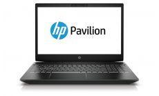 "HP Pavilion Power 15-cx0001nu Black/White, Core i7-8750H hexa(2.2Ghz, up to 4.10Ghz/9MB/6C), 15.6"" UHD UWVA AG IPS + WebCam, 16GB, 256GB SSD+1TB, Nvidia GeForce GTX 1050Ti 4GB, no Optic,WiFi a/c + BT, Backlit Kbd, 3C Batt Long Life, Free DOS+HP Omen"