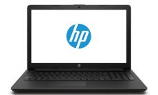 """HP 15-da0069nu Black, Core i3-7020U with Intel HD 620(2.5Ghz, up to 3.1GHz/3MB), 15.6"""" FHD AG + WebCam, 8GB 2133Mhz 1DIMM, 1TB HDD + 16GB Optane SSD, DVDRW, WiFi a/c + BT, 3C Batt Long Life, Free DOS"""