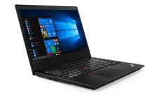 """Lenovo ThinkPad E480, Intel Core i7-8550U (1.8GHz up to 4.0GHz, 8MB), 8GB DDR4 2400MHz, 1TB HDD 5400 rpm, 14"""" FHD( 1920 x 1080), AG, IPS, AMD Radeon RX 550/2GB, WLAN AC, BT, FPR, 720p Cam, 3 cell, Win10 Pro, Black, 3Y Warranty"""