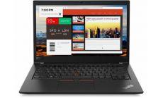 "Lenovo ThinkPad T480s, Intel Core i5-8250U (1.6GHz up to 3.4GHz, 6MB), 8GB DDR4 2400MHz, 256GB SSD m.2 PCIe NVME, 14"" FHD (1920x1080), AG, IPS, Intel UHD Graphics 620, WLAN AC, BT, WWAN, FPR, 720p Cam, Backlit KB, SCR, 3 cell, Win10 Pro, Black, 3Y Wa"