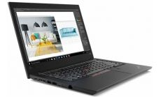 """Lenovo ThinkPad L480, Intel Core i7-8550U (1.8GHz up to 4.0GHz, 8MB), 8GB DDR4 2400MHz, 256GB SSD m.2 PCIe NVME, 14.0"""" FHD (1920x1080), AG, IPS, Integrated Intel UHD Graphics 620, WLAN AC, BT, FPR, 720mp Cam, Backlit KB, SCR, 3 cell, Win10 Pro, Black"""