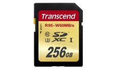 Transcend 256GB SDXC UHS-I U3 Card