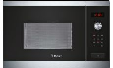 Bosch HMT84M654, Built-in microwave, left opening