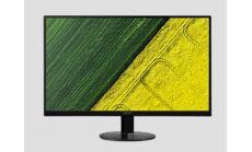 "Acer SA270bid, 27"" Wide IPS Anti-Glare, ZeroFrame, 4 ms, 100M:1, 250 cd/m2, 1920x1080 FullHD, VGA, DVI, HDMI, Speakers, Black"