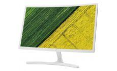"Acer ED242QRwi, 23.6"" Curved VA, Anti-Glare, 4 ms, 100M:1 DCR, 250 cd/m2, FullHD 1920x1080, 75Hz, 8bit, Blue Light Shield, VGA, HDMI, White"