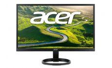 "Acer R231bmid, 23"", IPS, 1920x1080, Anti-Glare, UltraSlim, ZeroFrame, 4 ms, 60Hz, 100M:1, 250 cd/m2, DVI, HDMI, VGA, Speakers 2x2W, BlueLight Shield, Black"