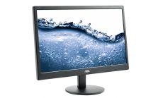 "AOC E2070SWN, 19.5"" Wide TN LED, 5ms, 20М:1 DCR, 200 cd/m2, 1600x900 HD+, Black"