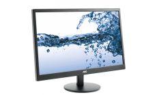 "AOC E2270SWHN, 21.5"" Wide TN LED, 5 ms, 20М:1 DCR, 200 cd/m2, FullHD 1920x1080, HDMI, Black"