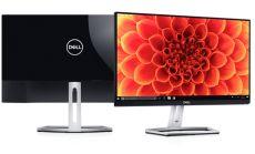 "Dell S2218M, 21.5"" Wide LED, IPS Anti-Glare, Ultrathin, FullHD 1920x1080, 6ms, 1000:1, 8000000:1 DCR, 250 cd/m2, VGA, DVI, Black&Silver"