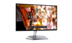 """Dell S2418H, 23.8"""" Wide LED, IPS Anti-Glare, InfinityEdge, AMD Free Sync, HDR, FullHD 1920x1080, 6ms, 1000:1, 8000000:1 DCR, 250 cd/m2, VGA, HDMI, Speakers, Black&Silver"""