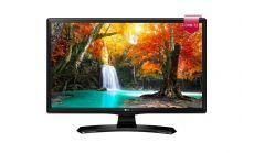"""LG 24MT49VF-PZ, 23.6"""", LED non Glare, 5 ms GTG, 1000:1, 5000000:1 DFC, 250 cd/m2, 1366x768, HDMI, CI Slot, TV Tuner DVB-/T2/C/S2, Speaker, USB 2.0,PIP, Stand  ArcLine, Black"""