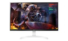 LG 27UD69, 27'' Wide LED, IPS Panel Anti-Glare, 5 ms, 1000:1, Mega DFC, 300 cd/m2, 3840x2160, sRGB99%, HDMI, DisplayPort, AMD FreeSync, Headphone out, Tilt, Silver spray/White hair line