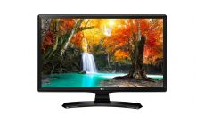 "LG 28MT49VF-PZ, 28"", LED non Glare, 5 ms GTG, 1000:1, 5000000:1 DFC, 250 cd/m2, 1366x768, HDMI, CI Slot, TV Tuner DVB-/T2/C/S2, Speaker, USB 2.0,PIP, Stand  ArcLine, Black"