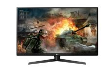 "LG 32GK850G-B, 31.5"" VA, AG, 5ms, NVIDIA G-SYNC, 144Hz, 3000:1, Mega DFC, 350cd/m2, QHD 2560x1440, 144Hz, HDMI, DisplayPort, USB3.0 (1up/2down) Support Quick Charge, Height, Pivot, Tilt, Headphone Out, Black"
