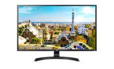 """LG 32UD59-B, 32"""" VA Panel Anti-Glare, 5 ms, 300 cd/m2, 4K 3840x2160, 60Hz, 2 HDMI 2.0, DisplayPort 1.2, AMD FreeSync, Tilt, Height Adjustable, PIP, Black"""