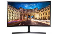 "Samsung C27F396FHUX , 27"" CURVED VA LED, 4ms, 1920x1080, HDMI, D-SUB, 250cd/m2, Mega DCR, 178°/178°, Black High glossy"