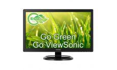 "Viewsonic VA2465S-3 24"" 16:9 (23.6"") 1920x1080 SuperClear MVA LED, 5ms, 250 nits, VGA, DVI,  H 178 / V 178"