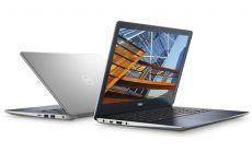 """Dell Vostro 5370, Intel Core i5-8250U (up to 3.40GHz, 6MB), 13.3"""" FullHD (1920x1080) Anti-Glare, HD Cam, 8GB 2400MHz DDR4, 256GB SSD, Intel UHD Graphics 620, 802.11ac, BT 4.0, Backlit Keyboard, FingerPrint, MS Win10, Grey"""