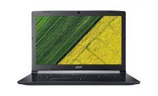 """Acer Aspire 5, A517-51G-326Y, Intel Core i3-8130U (up to 3.40GHz, 4MB), 17.3"""" HD+ (1600x900) Glare, HD Cam, 8GB DDR4, 1TB HDD, DVD-DL, nVidia GeForce MX130 2GB GDDR5, 802.11ac, BT 4.2, Linux, Black"""