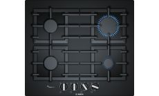 Bosch PPP6A6B90, Gas hob built FlameSelect, 4 zones, 60cm