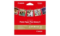 "Canon Plus Glossy II PP-201, 5x5"", 20 sheets"