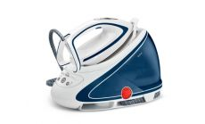 Tefal GV9570E0, Pro Express Ultimate blue, fast heat up 2min - multisetting on handle - 7,8bars - 160g/min - steam boost 500g/min - Airglide Autoclean ultra thin soleplate - anti stains - removable water tank 1,9L - calc collector - lock system