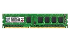 Transcend 4GB 240Pin DIMM DDR3 PC1333 CL9, 1.5V
