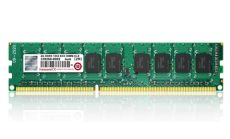 Transcend 4GB 240pin DDR3-1600 DIMM, CL11, 1.5V