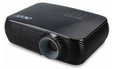 Acer Projector P1186, DLP 3D,SVGA,3400Lm, 20000/1, HDMI, Bag, 2kg