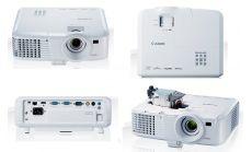 Canon Projector LV-WX320, WXGA, 10000:1, 3200 ANSI lumens