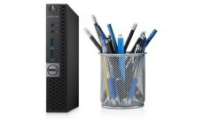 Dell OptiPlex 3040 M, Intel Pentium G4400T (2.9GHz, 3MB), 4096MB 1600MHz DDR3L, 500GB HDD, Intel Integrated Graphics, Mouse&Keyboard, Windows 10 Pro (64 bit), 3Y NBD - Second Hand
