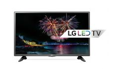 LG 32LH510B HD, DLED, DVB-C/T, Built in Game, 2 Pole Stand