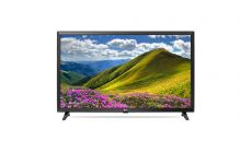 "LG 32LJ510B, 32"" LED HD TV, 1366x768, DVB-T/C, 300PMI, USB, HDMI, Cl, Built in Game, Digital Recording, 2 Pole Stand, Black"