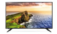 "LG 32LV300C, 32"" LED HD TV, 1366x768, DVB-T2/C, 200cd/m2, Hotel Mode, USB Cloning, HDMI, RS-232C, 2 Pole Stand, Black"