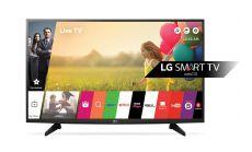 "LG 43LH590V, 43"" LED Full HD TV, 1920x1080, DVB-T2/C/S2, 450PMI, Smart (webOS 3.0), HDMI, DLNA, Miracast, WiDi, WiFi 802.11.n, LAN, USB, CI, USB, DVR Ready, Metallic/Black"