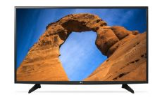 "LG 43LK5100PLA, 43"" LED HD TV, 1920x1080, Dynamic Colour, Resolution Upscaler, DVB-T2/C/S2, HDMI, CI, LAN, USB, 2 Pole Stand, Black"