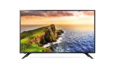 """LG 43LV300C, 43"""" LED HD TV, 1920x1080, DVB-T2/C/S2, Hotel Mode, USB Cloning, HDMI, RS-232C, 2 Pole Stand, Black"""