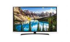 "LG 49UJ635V, 49"" 4K UltraHD TV, 3840x2160, DVB-T2/C/S2, 1600PMI, Smart webOS 3.5, Active HDR, 360 VR, WiDi, WiFi 802.11ac, Bluetooth, Miracast, LAN, CI, HDMI, USB, TV Recording Ready, Cresent Stand, Black"