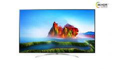 """LG 55SJ950V, 55"""" SUPER UHD ELED 3840x2160, DVB-T2/C/S2, 3200PMI, Cinema Screen, Nano Cell, Active HDR Dolby Vision, 360 VR, Smart webOS 3.5, Ultra Luminance, Advamced Local Dimming, WiDi, WiFi 802.11.ac, Bluetooth, Miracast, DLNA, LAN, CI, HDMI, USB,"""