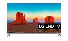 "LG 55UK6500MLA, 55""  4K UltraHD TV,3840 x 2160, DVB-T2/C/S2, Smart webOS 4.0,Ultra Surround,WiFi 802.11ac, 4КActive HDR,HDMI, Simplink,CI, LAN, DLNA,WIDI, Miracast, USB, Bluetooth,2 Pole Stand, Silver"