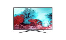 """Samsung 40"""" 40K5502 FULL HD LED TV, SMART, 400 PQI, Quad Core,  DVB-TC, Wireless, Network, PIP, 3xHDMI, 2xUSB, Dark Titan + Logitech Wireless Touch Keyboard K400 Plus Black"""