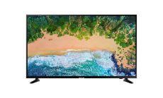 """Samsung 50"""" 50NU7092 4K UHD LED TV, SMART, HDR, 1300 PQI, Mirroring, DLNA, DVB-T2CS2, WI-FI, 3xHDMI, 2xUSB, Black"""